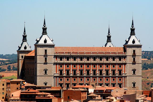 Toledo, Spain, Europe, Architecture, Spanish, City