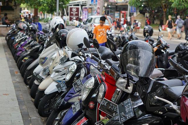 Street, People, City, Market, Bike, Vehicle, Helmet