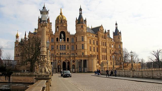 Architecture, Old, City, Travel, Castle