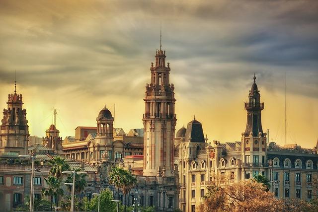 City, Architecture, Cityscape, Travel, Tower