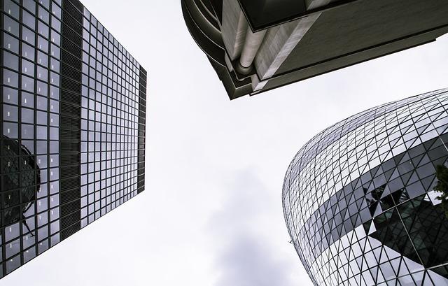 Urban, Sky, Buildings, City, Skyscrapers, London