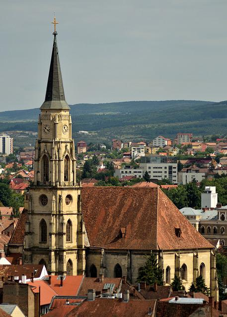 Cluj - Napoca, City Youth, Cultural, Romania