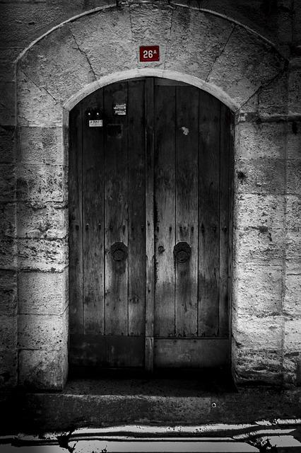 Door, On, Date, Old, Istanbul, City ​​center