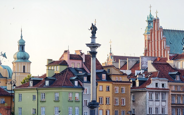 Cityscape, Architecture, The Old Buildings