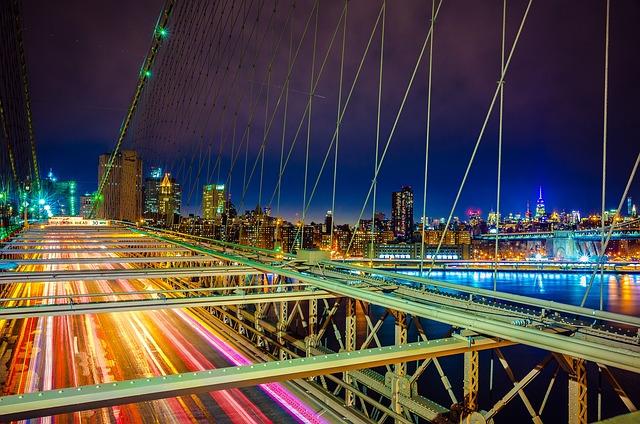 Architecture, Bridge, Buildings, City, Cityscape