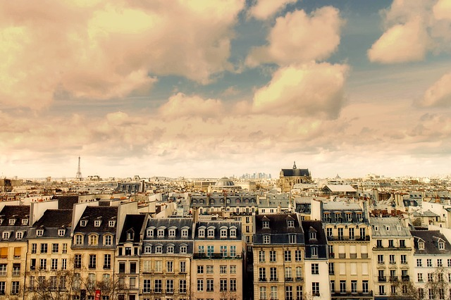 Paris, France, City, Urban, Cityscape, Landmarks