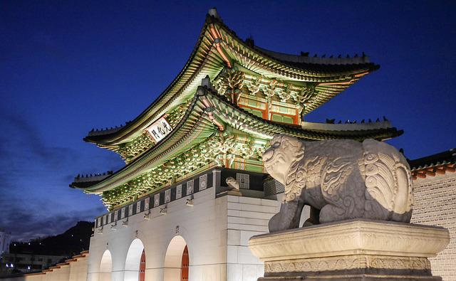 Seoul, Korea, Asia, Travel, Scene, Cityscape, Urban