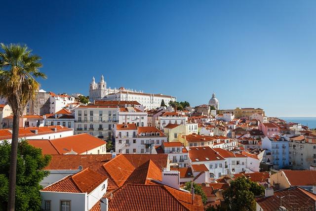 City, Building, Cityscape, Travel, Portugal, Lisboa