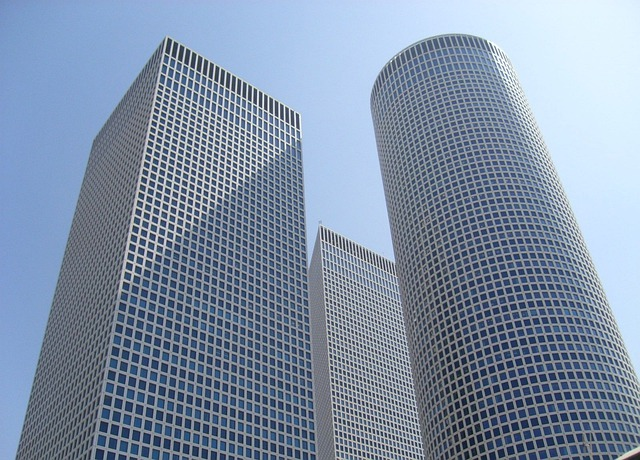 Buildings, Towers, Urban, City, Cityscape, Downtown
