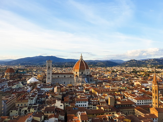 City, Cityscape, Architecture, Travel, Town, Firenze