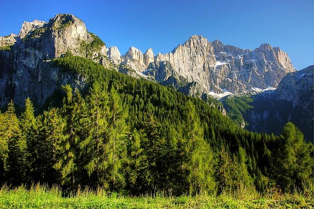Civetta, Dolomites, Mountain, Alpine, Italy, Belluno