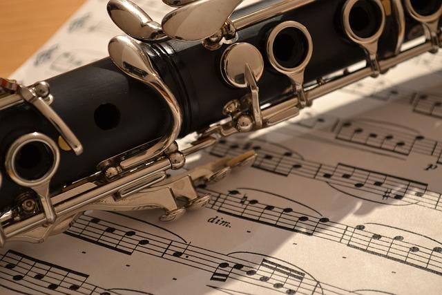 Clarinet, Music, Melody, Clarinets, Musical, Black