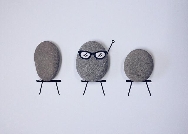 School, Class, Students, Rock, Art
