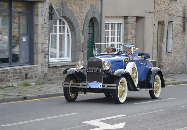 Car, Old Car, Classic Car, Retro Car, Vehicle