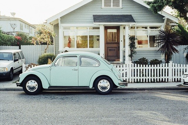 Vw Beetle, Volkswagen, Classic Car, Car, Vintage