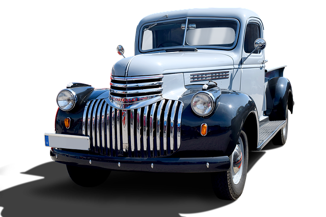 Oldtimer, Chevrolet, Auto, Classic, Pickup, America
