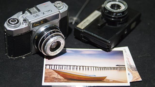 Film, Camera, 35mm, Emi, 35, Classic, Model, 1956, K 35