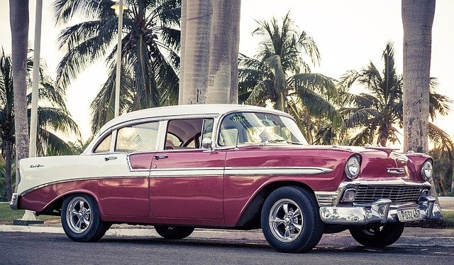 Oldtimer, Cuba, Auto, Havana, Classic, Automotive