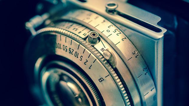 Vintage, Camera, 1950s, Retro, Classic, Antique, Kodak