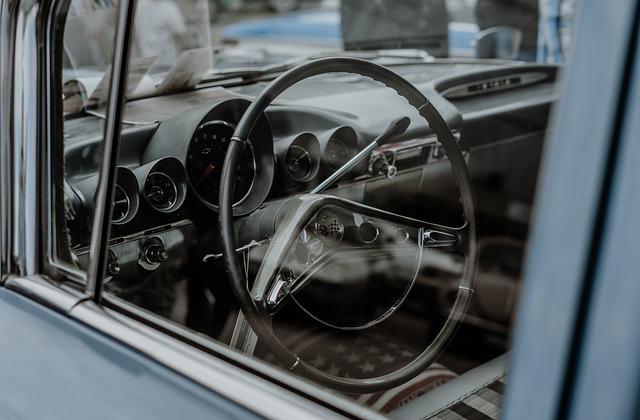 Car, Us-car, Oldtimer, Vintage, Auto, Classic, Old, Usa