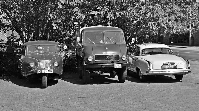 Oldtimer, Historically, Auto, Classic, Old Cars
