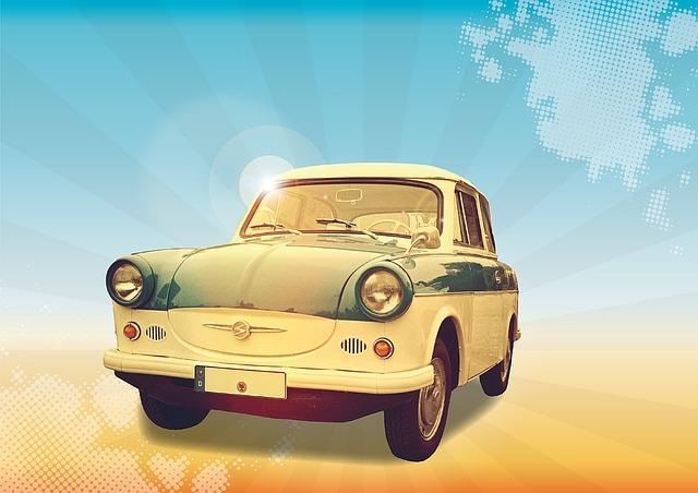 Satellite, Oldie, Oldtimer, Classic, Automotive, Auto