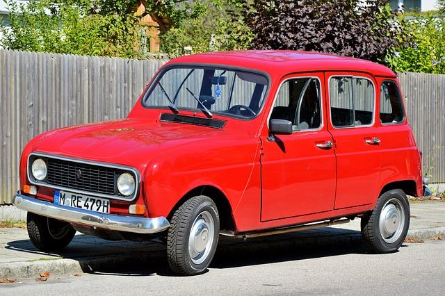 Renault, Renault R4, R4, Classic, Youngtimer, Oldtimer