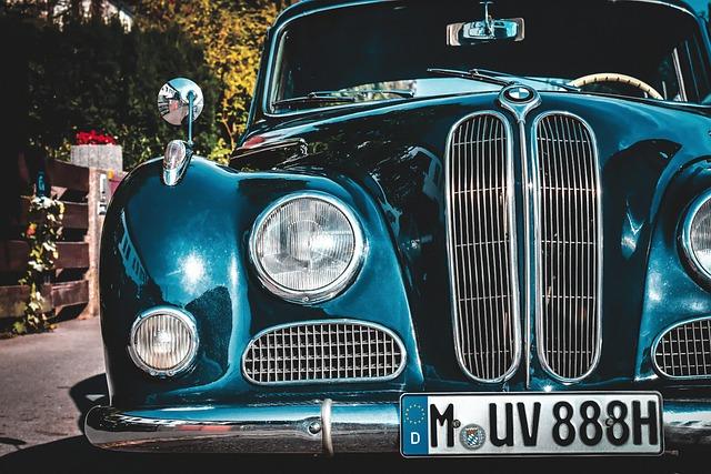 Bmw, Baroque Angel, V8, Oldtimer, Bmw 502, Classic