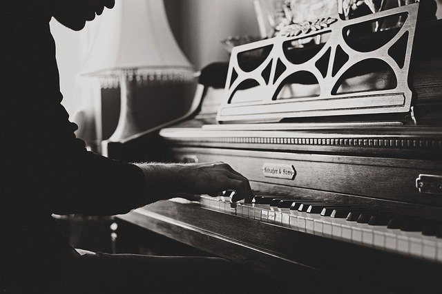 Piano, Classical Music, Piano Player, Pianist, Man