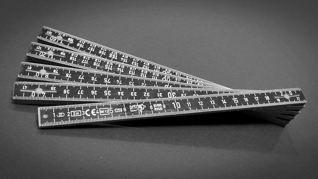 Folding Rule, Bers Scale, Classification, Centimeters