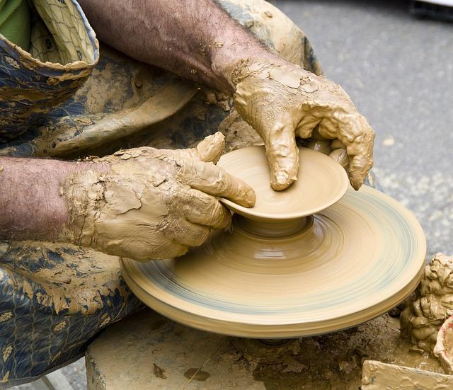 Ceramic, Clay, Art, Food, Old, Sculpture, Earthenware