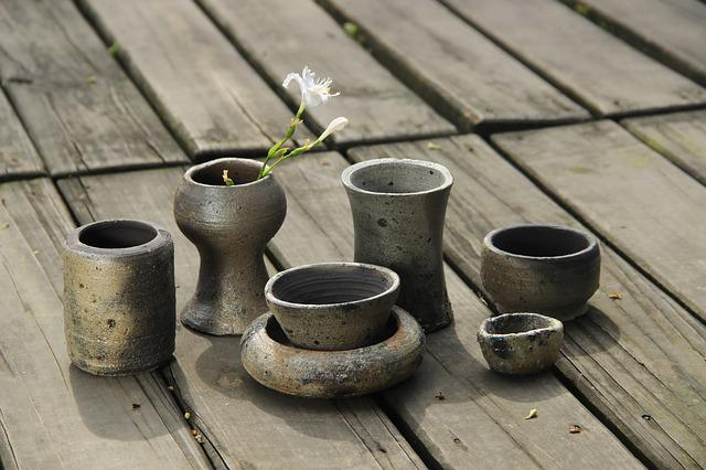 Clay Pots, Sunshine, China