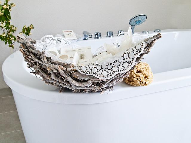 Basket, Soap, Bad, Wash, Clean