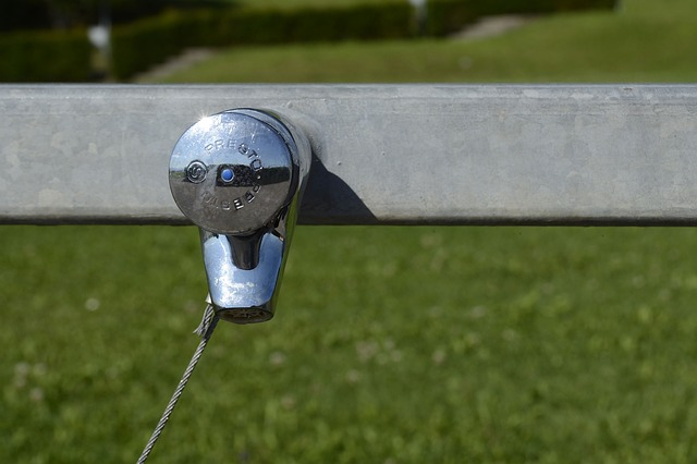 Faucet, Hahn, Football Pitch, Clean, Shoes, Water