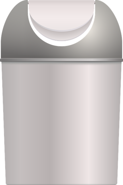 Trash Cans, Garbage, Cleaning, Tong, Courage, Recycling