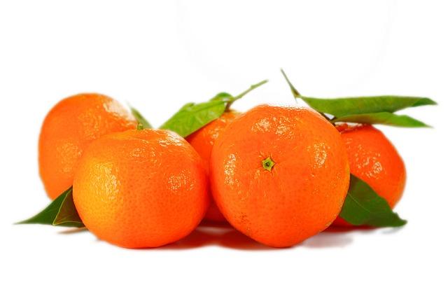 Oranges, Tangerines, Clementines, Citrus Fruit, Orange