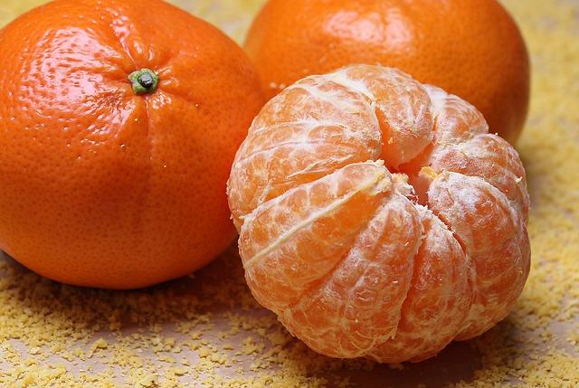 Tangerines, Citrus, Fruit, Clementines, Citrus Fruit