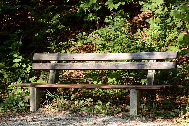 Bench, Wooden Bench, Bank, Nature, Click, Rest, Seat