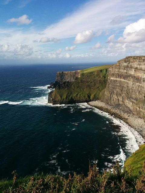 Cliff, Ireland, Cliffs Of Moher