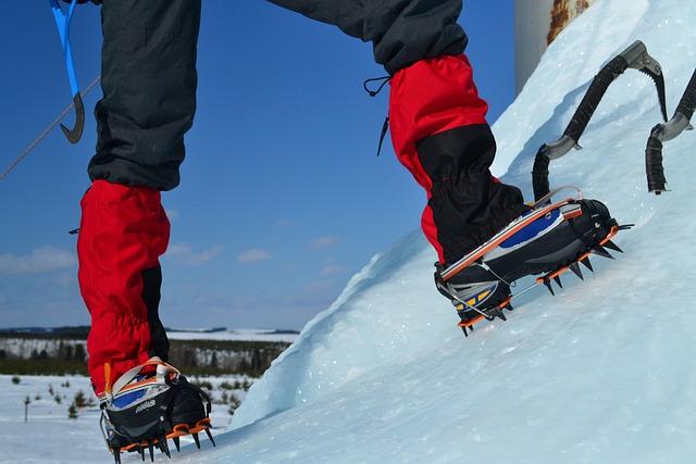 Mountaineering, Cats, Ice Climbing, Climber