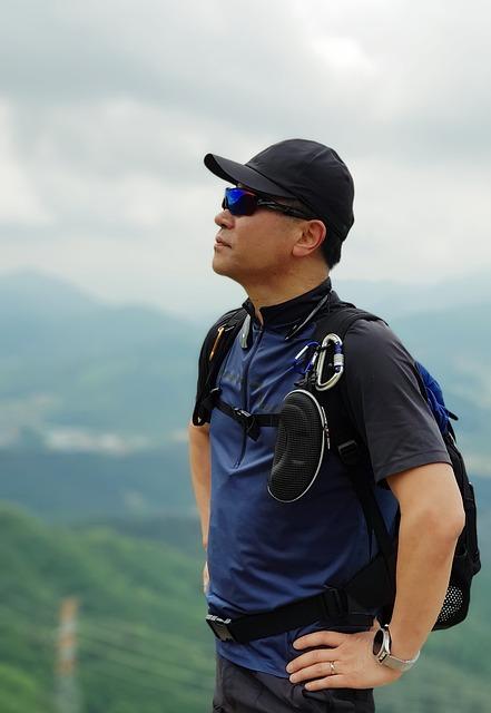 Kimilho, Climbing, Climber, Then Primer, Mountain, Hike