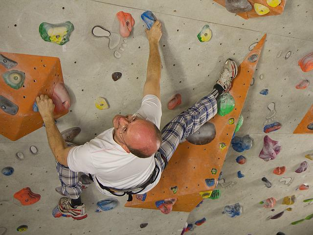 Climb, Climbing Garden, Climbing Park, Indoor, Handles