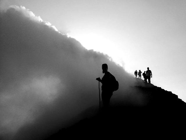 Volcano, Crater, Guatemala, Pacaya, Climbing, Smoke