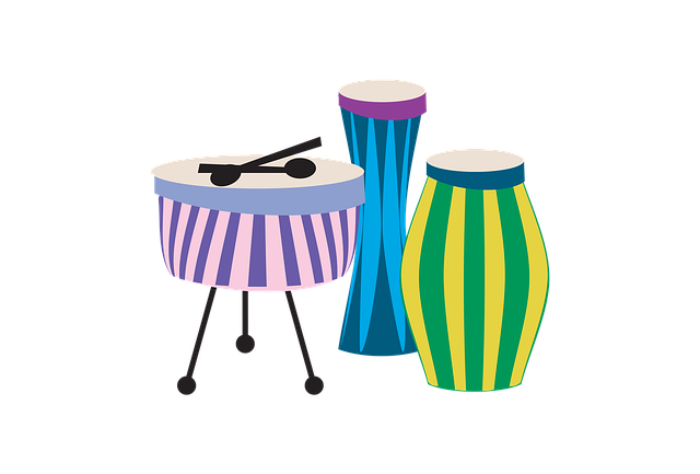 Clipart, Drums, Music, Africa, Musical, Instrument