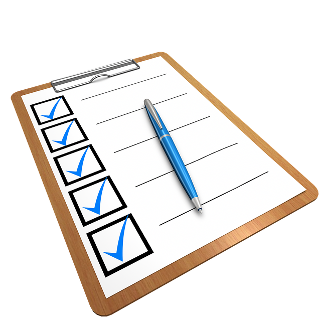 Checklist, Clipboard, Questionnaire, Pen, Computer