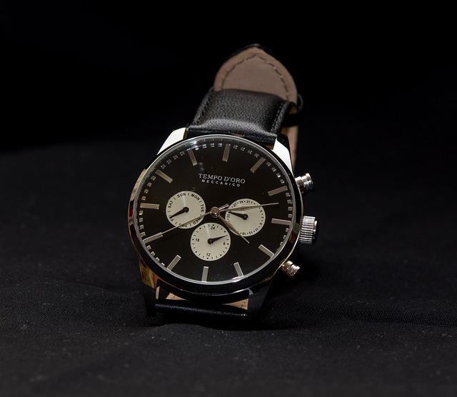 Clock, Wrist Watch, Minute, Minute Hand, Precision