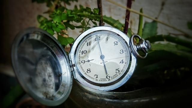 Clock, Old Clock, Time, Watch, Minute