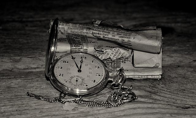 Pocket Watch, Clock, Jewellery, Gold, Clock Face