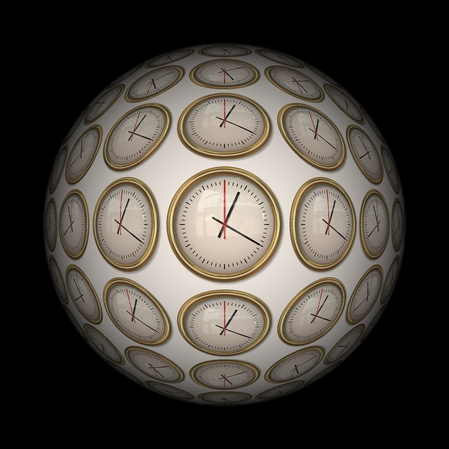 Time, Time Indicating, Ball, Clock, Pointer, Minutes