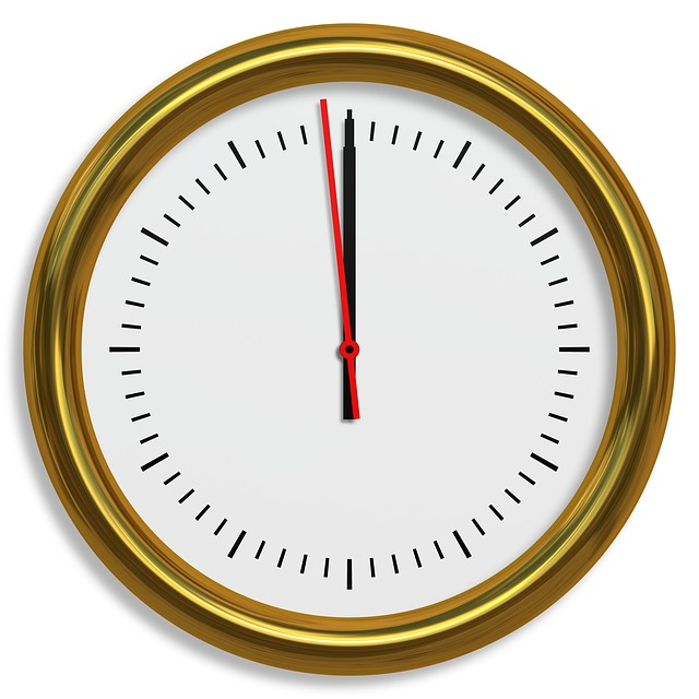 Clock, 5 Vor 12, The Eleventh Hour, Time, Trace